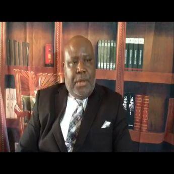 Jerry Carter of the Tuscaloosa NAACP